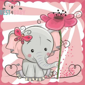 Elefántos poszter