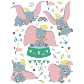 Dumbó elefántos falmatrica