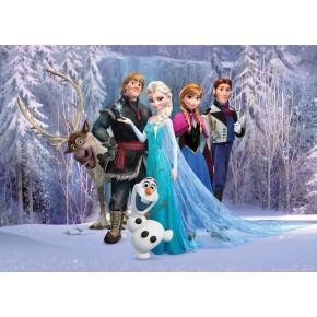 Jégvarázs Elsa és Anna poszter, 1. rész