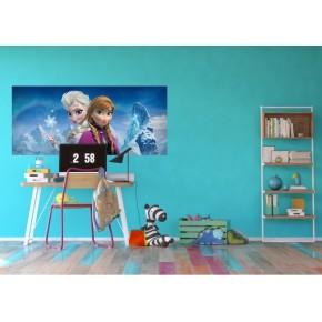 Jégvarázs Elsa, Anna, hoszsúkás poszter