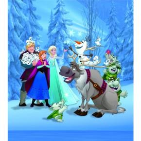 Jégvarázs 1, Frozen poszter