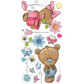 Bútormatrica, macis, virágos baba falmatrica