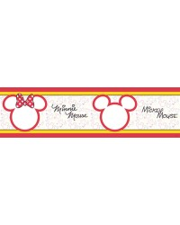 Minnie öntapadós bordűr