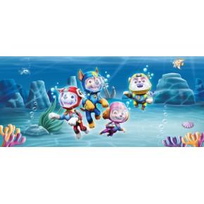 Mancs őrjárat a tenger alatt poszter