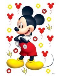Mickey gyerek falmatrica