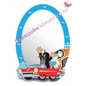 Kisvakond autós tükör