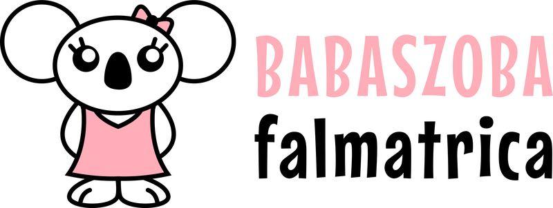 Babaszoba falmatrica, baba falmatricák