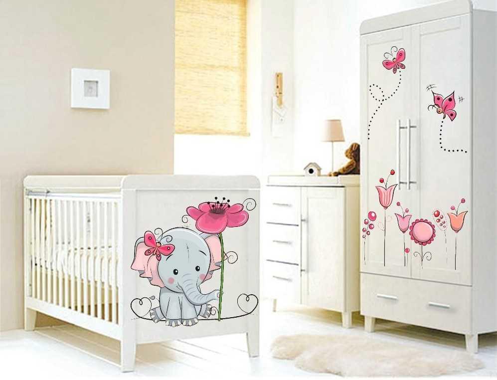 elefántos babaszoba bútormatrica